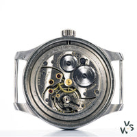 Www Cyma Ww2 Military Watch Calibre 234 - Vintagewatchspecialist