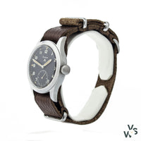 Www Grana Dirty Dozen Military Watch - Vintage Watch Specialist