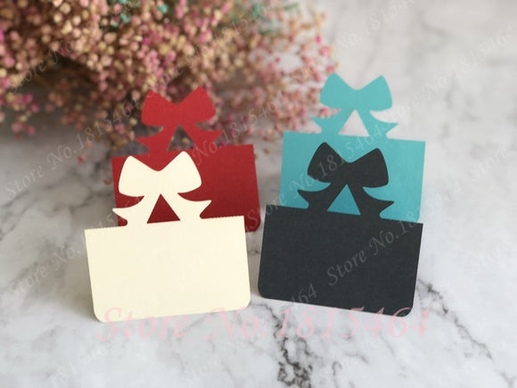 Bow Tie Place Card
