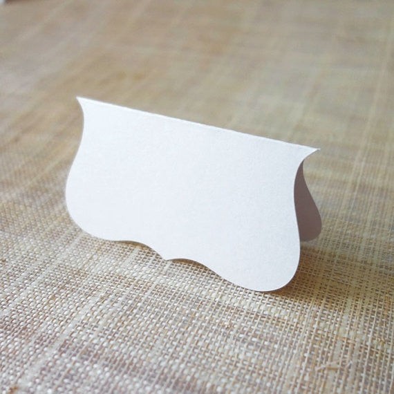 Bridal Shower Place Card