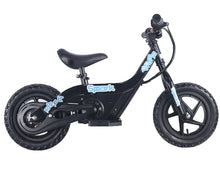 Load image into Gallery viewer, SYX MOTO SPARK Mini Electric Balance Bike Off Road, Black