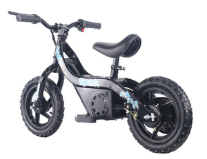 SYX MOTO SPARK Mini Electric Balance Bike Off Road, Black