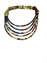 Load image into Gallery viewer, Nyansa Bib Necklace