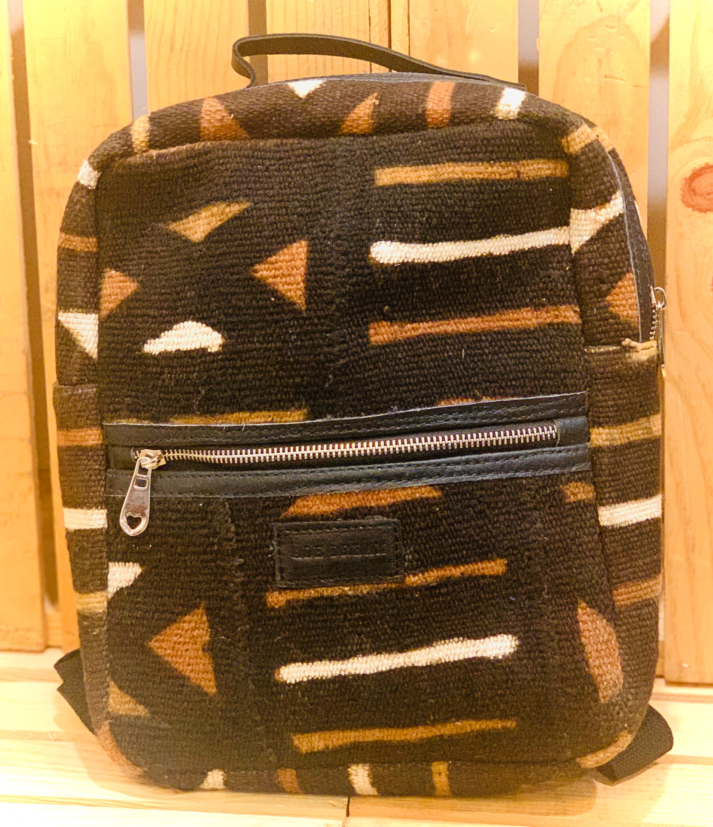The Kobina Mini Backpack