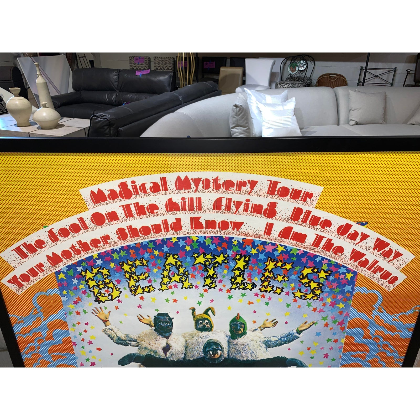 The Magical Mystery Tour Print - Lynn's World Consignment™