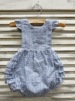 Seersucker sunsuit