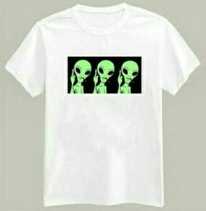 Alien Smoking Unisex Tee