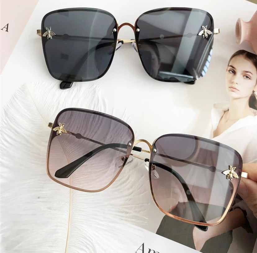 Oversize Fly High Sunglasses