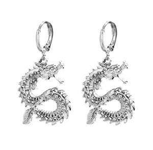 Dragon Roar Earrings