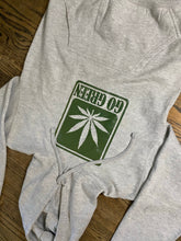 Go Green  Cotton Hoodie — Men