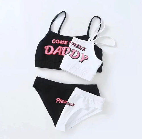 Come Here DADDY 2 Piece Set