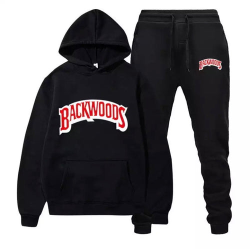 Men Backwoods 2 Piece Sweatsuits