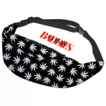Weed Leaf Fanny Pack 2 styles available