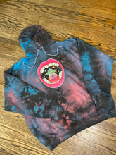 Tie Dye Alien  Sweater- 3XL
