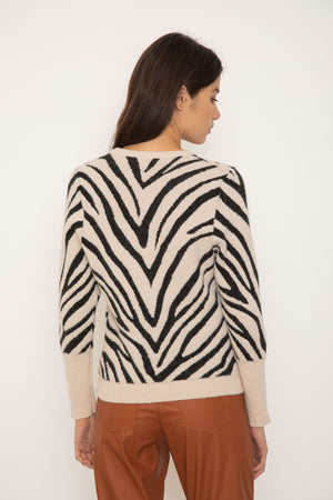 SWEATER GADDIS ANIMAL