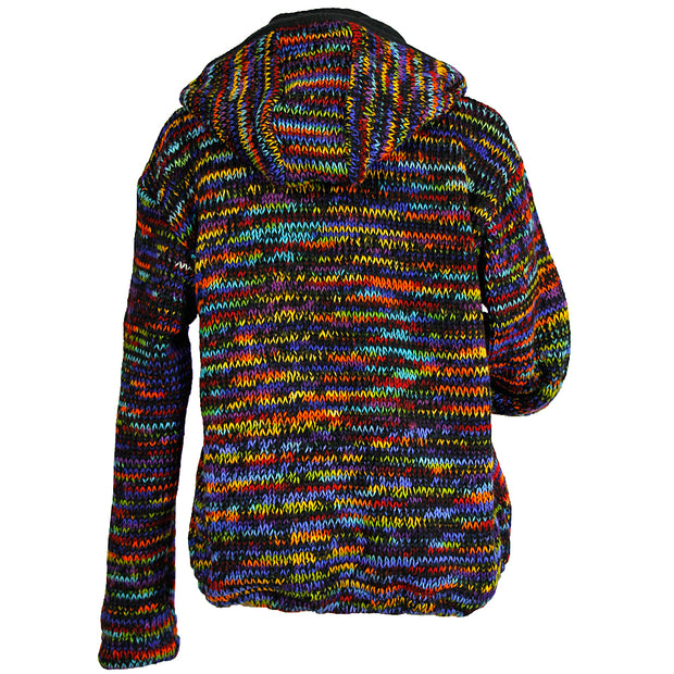 Rainbow Arcadia Unisex Wool Sweater