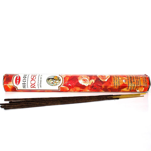 HEM Precious Rose Incense Sticks 20gr