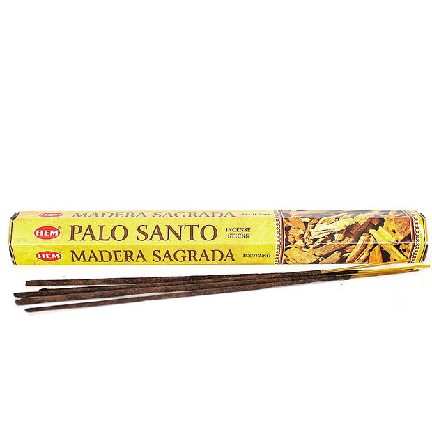 HEM Palo Santo Incense Sticks 20gr