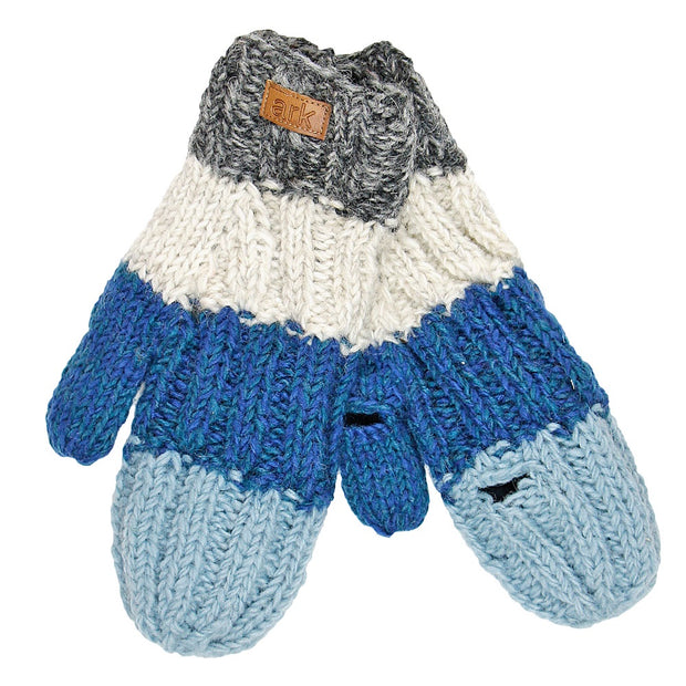 Charcoal Kensington Texting Mittens