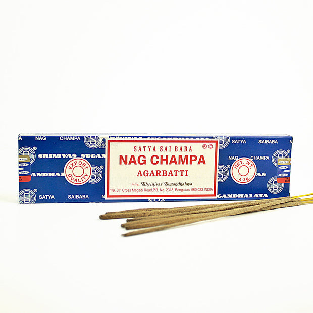 Satya Sai Baba Nag Champa Incense Sticks 40gr