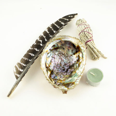 Soaring Eagle Smudge Kit