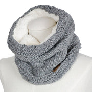 Grey Aspen Neck Warmer