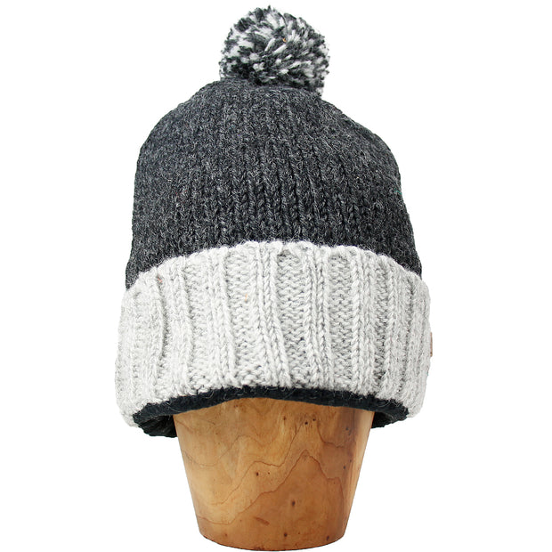 Charcoal Collingwood Cuff Hat