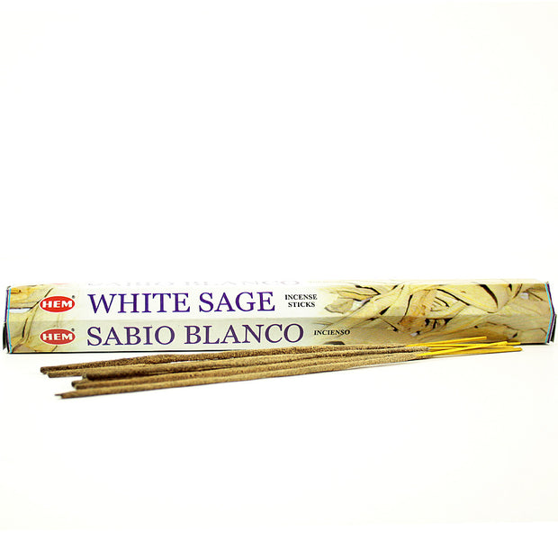 HEM White Sage Incense