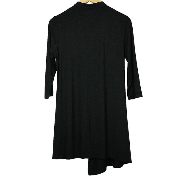 Black Fairweather Bamboo Tunic