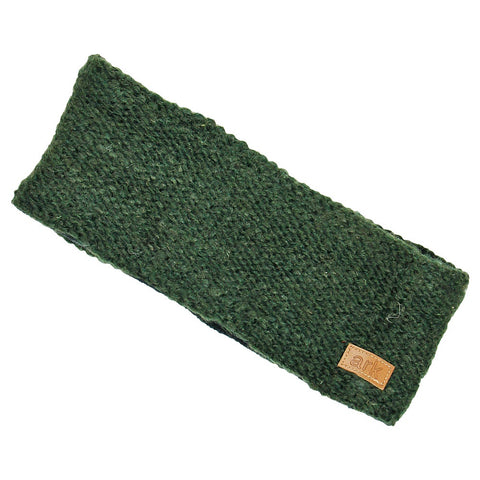 Forest Green Parkdale Head Band