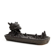 Dragon Head Backflow Incense Holder