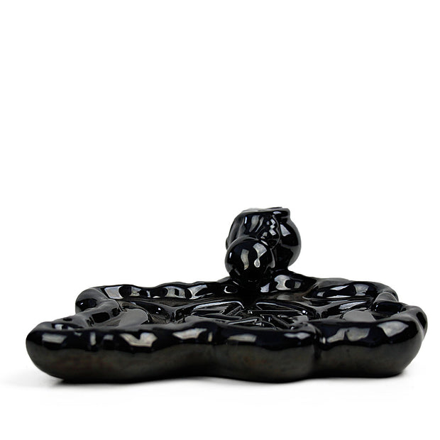 Triple Moon Backflow Incense Holder