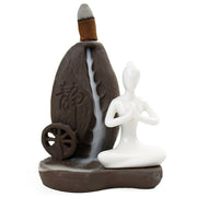 Yoga Backflow Incense Holder