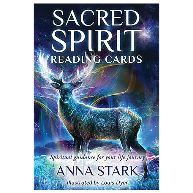 Sacred Spirit Reading Cards: Spiritual Guidance for Your Life Journey