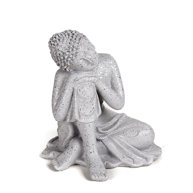 Dreaming Buddha Resin Statue