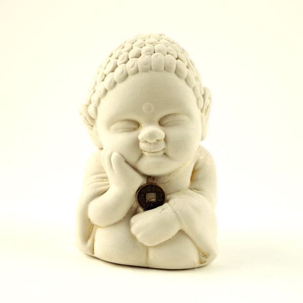 Prosperity Mini Gypsum Buddha