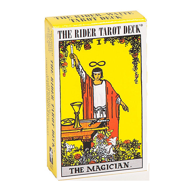 The Rider Tarot Deck:The Original and Only Authorized Waite Tarot Deck