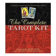 The Complete Tarot Kit: Everything Beginners Need to Start Their Tarot Journey