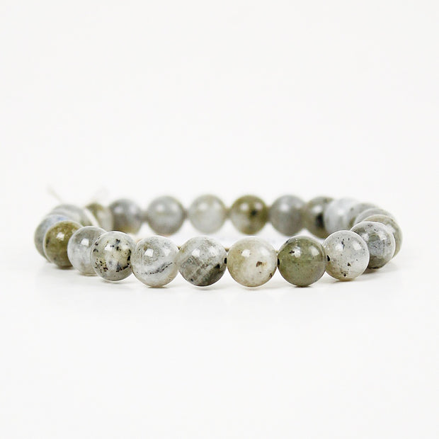 Transformation Labradorite 8mm Power Bracelet