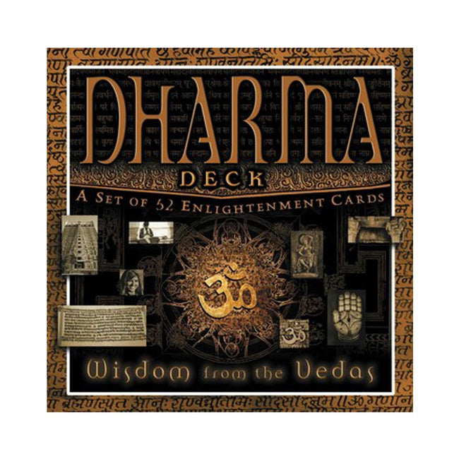Dharma Deck: Wisdom From the Vedas