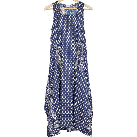 Indigo Butta Great Wisdom Dress