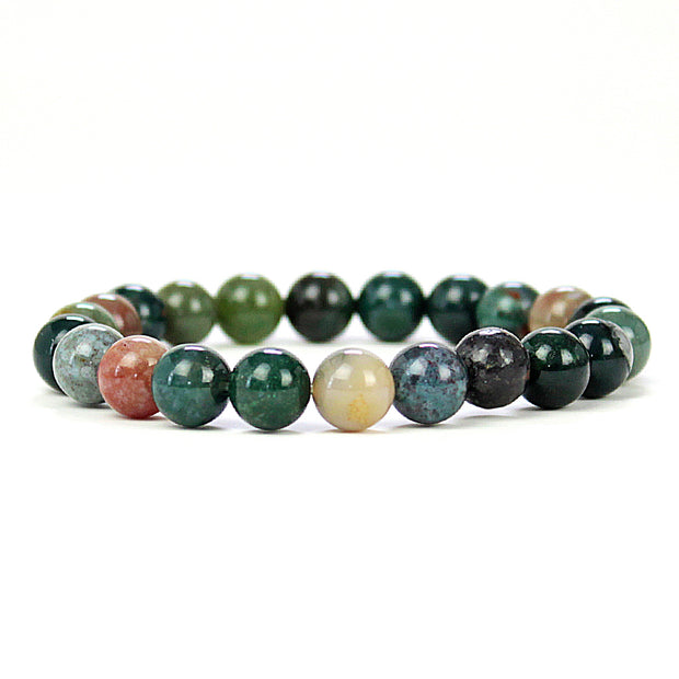Tranquil Fancy Jasper 8mm Power Bracelet