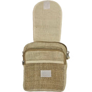 Natural Hemp Mini Purse