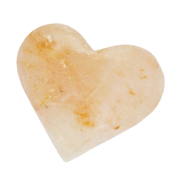 Himalayan Salt Heart Cleansing Bar