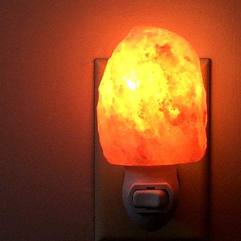 Himalayan Salt Natural Night Light