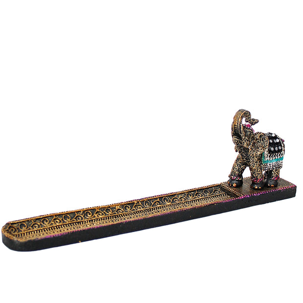 Lucky Elephant Incense Holder
