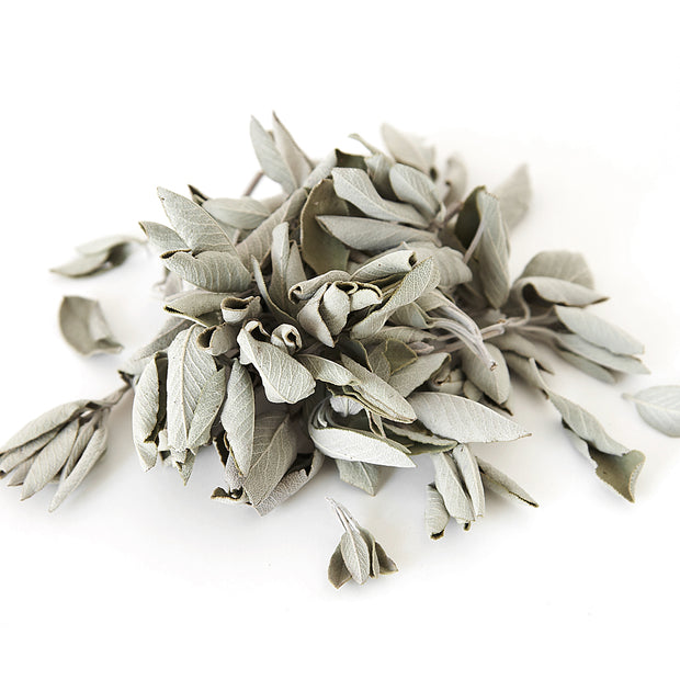 California White Loose Leaf Sage