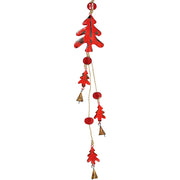 Tree Indoor/Outdoor Mango Wood Bell Chimes