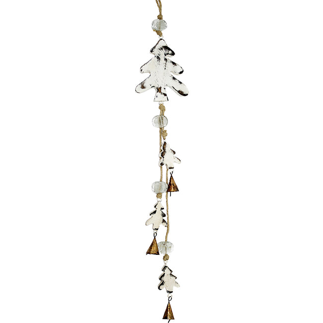 Tree Indoor/Outdoor Mango Wood Chime
