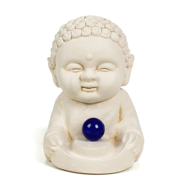 Healing Earth Mini Gypsum Buddha